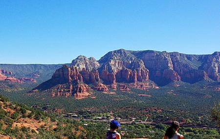Vortex Yoga Hiking Image