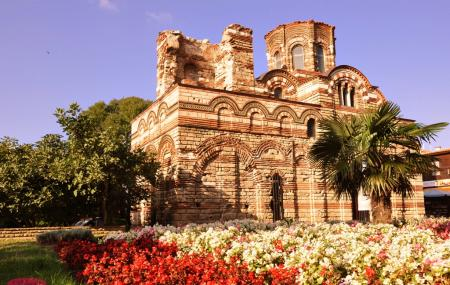 Church Of Christ Pantocrator Image
