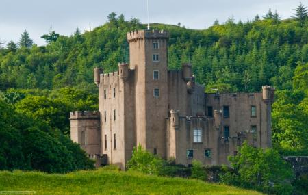 Dunvegan Castle And Gardens Image