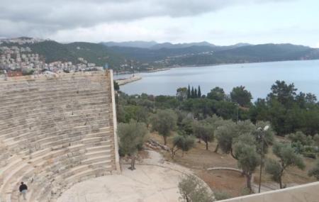 Hellenistic Theatre Image