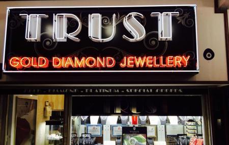 Trust Gold And Diamonds Image