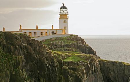 Neist Point Lighthouse Image
