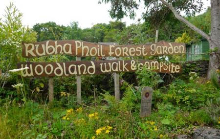 Rubhaphoil Forest Gardens Image