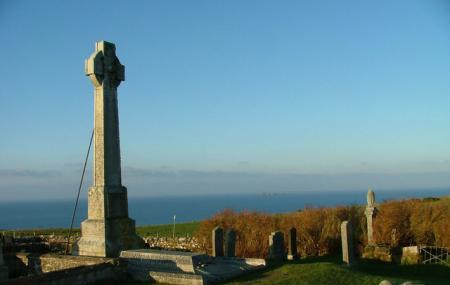 Flora Macdonald's Grave Image