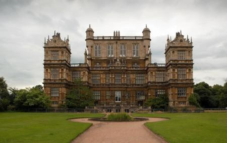 Wollaton Hall And Park Image