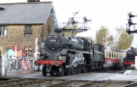 North Yorkshire Moors Railway Image