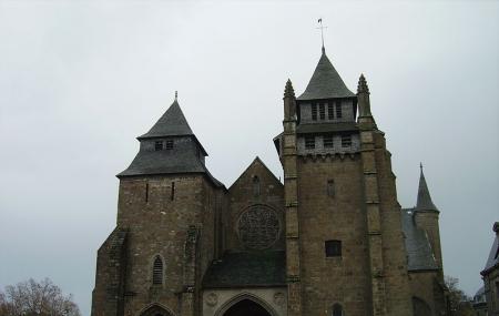 Cathedrale Saint-etienne De Saint-brieuc Image