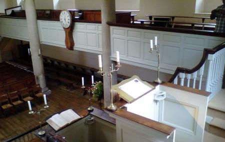 New Room Chapel Image