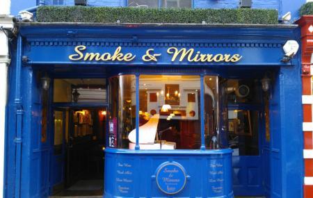 Smoke & Mirrors Image