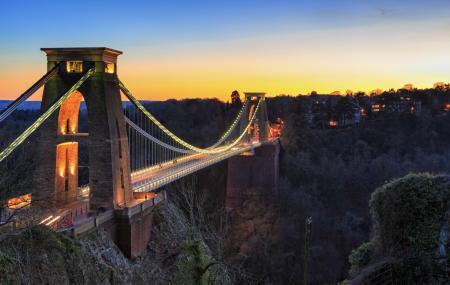 The Clifton Suspension Bridge Image