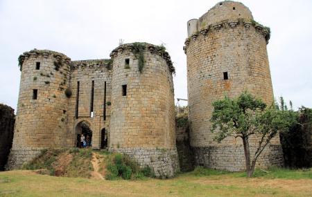 Chateau De Tonquedec Image