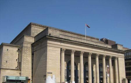 Sheffield City Hall Image