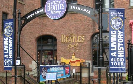 The Beatles Story Image