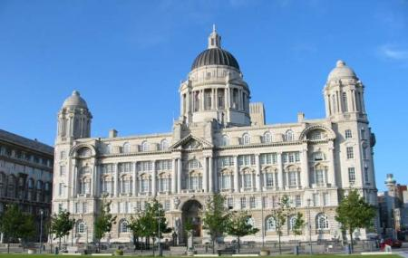 Port Of Liverpool Building Image