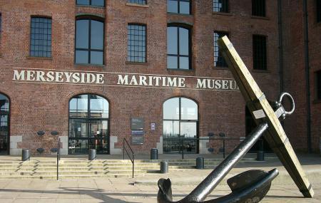 Merseyside Maritime Museum Image