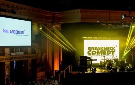 Breakneck Comedy Club Image