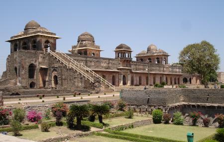 Jahaz Mahal Image