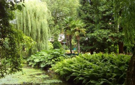 Ness Botanic Gardens Image