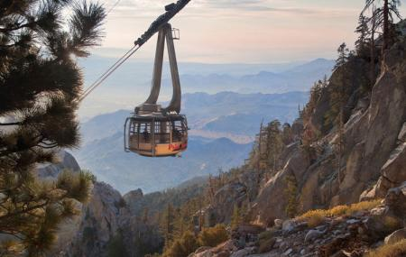 Palm Springs Aerial Tramway, Palm Springs