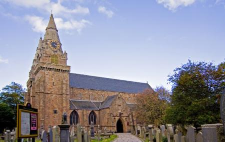St Machar's Cathedral Image