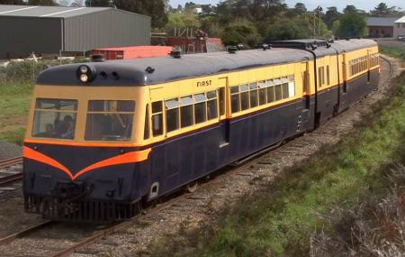 Daylesford Spa Country Railway Image