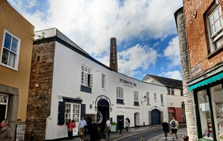 Plymouth Gin Distillery Image