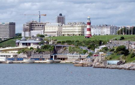Plymouth Hoe Image