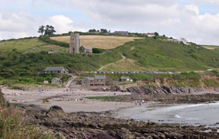 Wembury Beach Image