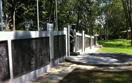 Queensland Korean War Memorial Image