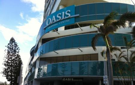 The Oasis Shopping Centre, Broadbeach