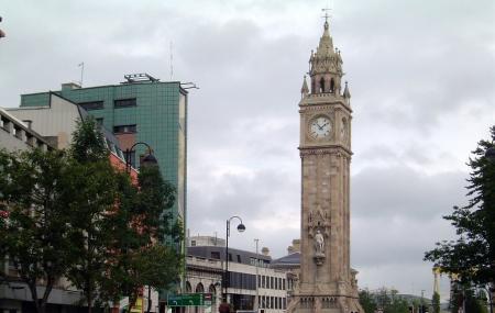 Albert Memorial Clock Tower Image