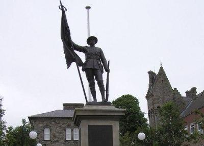 Northern Ireland War Memorial Image