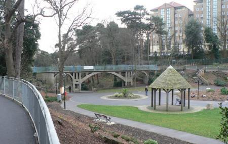 Boscombe Chine Gardens Image