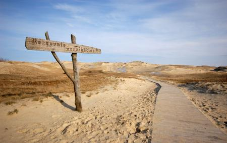 Curonian Spit Image