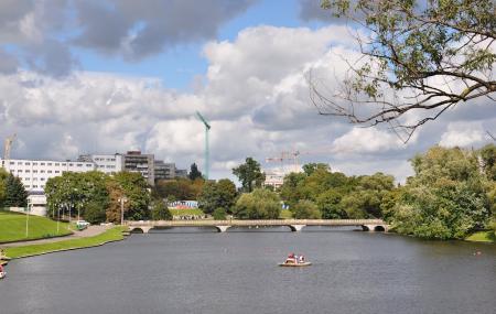 Lower Pond Image