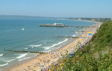 Bournemouth Beach Image