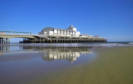 Bournemouth Pier Image
