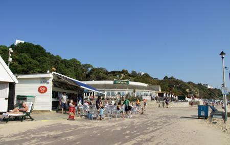 Durley Chine Beach Image