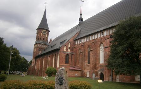 Konigsberg Cathedral Image