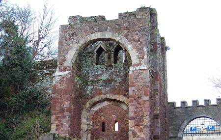 Exeter Castle Image