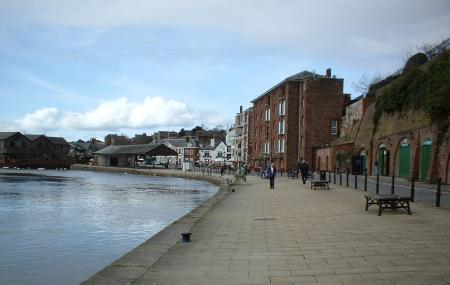 Exeter Quay Image