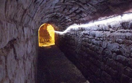 Underground Passages Image