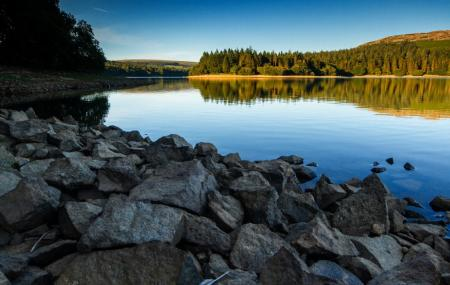 Burrator Reservoir Image