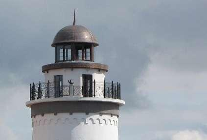 Viewing Tower Lighthouse Image