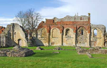 St. Augustine's Abbey Image
