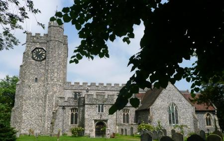 St. Mary's Church, Chilham Image