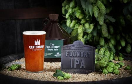 The Foundry Brew Pub Image