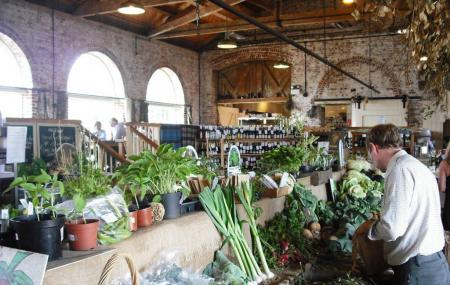 The Goods Shed Farmers Market Image