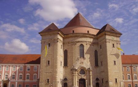 Wiblingen Abbey Image