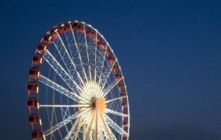 Changsha Ferris Wheel Image
